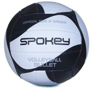 Volleyball Ball Spokey BULLET schwarz und weiß, Spokey