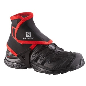 Arm-/Beinlinge Salomon TRAIL GAITERS HIGH LAB 380021, Salomon