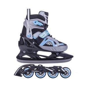 Skates Winter I Sommer Spokey AVIAN geregelt, grau/blau, Spokey