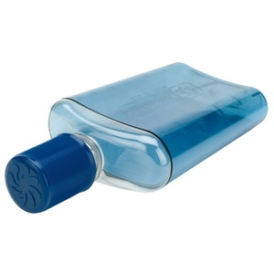 Flasche Nalgene Flask Blue with Blue Cap 2181-0007, Nalgene