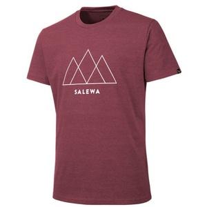 T-Shirt Salewa OVERLAY DRY M S/S TEE 26413-1880, Salewa