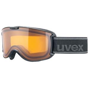 Ski Brille Uvex UVEX SKYPER LGL, schwarz / lasergold Lite (2029), Uvex