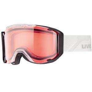 Ski Brille Uvex SNOWSTRIKE, durchscheinend / erholung (0922), Uvex