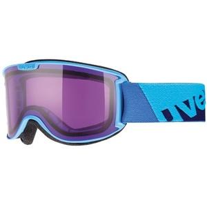 Ski Brille Uvex UVEX SKYPER, cyan / psycho (4022), Uvex