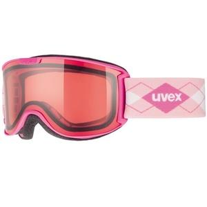 Ski Brille Uvex UVEX SKYPER, rosa / erholung (9022), Uvex