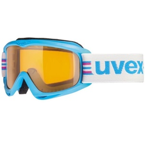 Ski Brille Uvex WIZZARD DL, black double linsen- / lasergold Lite (2422), Uvex