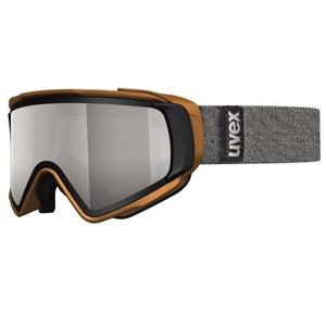 Ski Brille Uvex Jakki TAKE OFF POLA, black mat / litemirror red (2026), Uvex