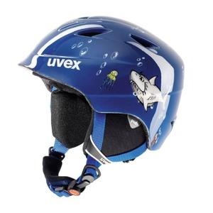 Ski Helm UVEX airwing 2, blue Shark (S566132470*), Uvex