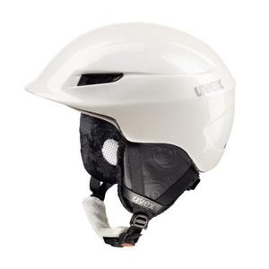 Ski Helm UVEX GAMMA WL, white-perlglanz (S566190120*), Uvex