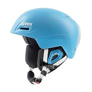 Ski Helm UVEX Jimmy, liteblue Mat (S566206700*), Uvex