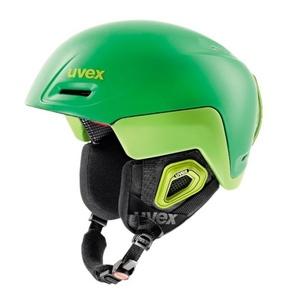 Ski Helm UVEX Jimmy OCTO +, grün-zitrone Mat (S566205320*), Uvex