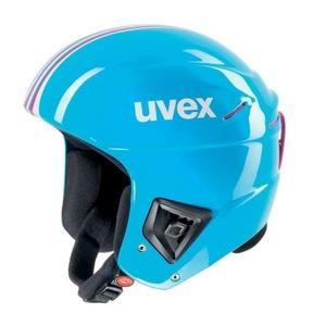 Ski Helm UVEX RACE +, cyan-pink (S566172400*), Uvex