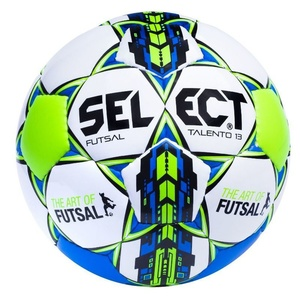 Futsal- Ball Select FB Futsal talento 13 weiß blue, Select