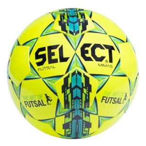 Futsal- Ball Select FB Futsal Mimas blau yellow, Select