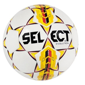 Fußball Ball Select FB Evolution weiß yellow, Select