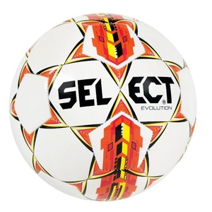 Fußball Ball Select FB Evolution weiß Orange, Select