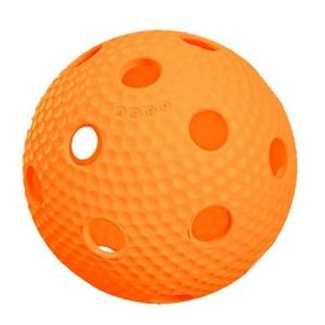 Floorball Ball Salming Aero Plus Ball orange, Salming