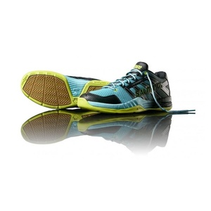 Schuhe Salming Race X Men Turquoise, Salming