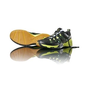 Schuhe Salming Kobra Men Black/Yellow, Salming