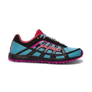 Schuhe Salming Trail T2 Women Turquoise / Schwarz, Salming