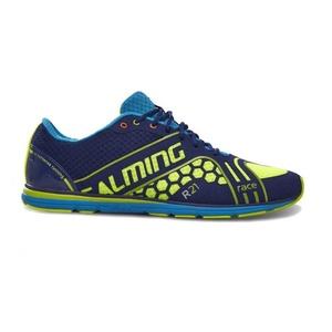 Schuhe Salming Race 3 Men Navy / Sicherheit Yellow, Salming