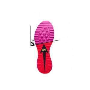 Schuhe Salming Elements Women Safety Gelb / Rosa, Salming