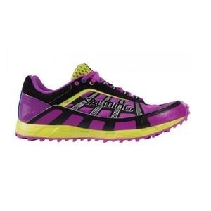 Schuhe Salming Trail T1 Women Purple, Salming