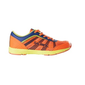 Schuhe Salming Speed Kid Laces Orange, Salming