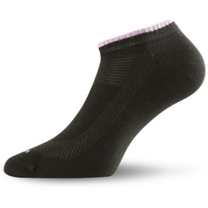 Damen baumwolle Socken Lasting Ara 906 black, Lasting