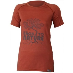 Damen Wolle T-Shirt Lasting BACK 7272, Lasting