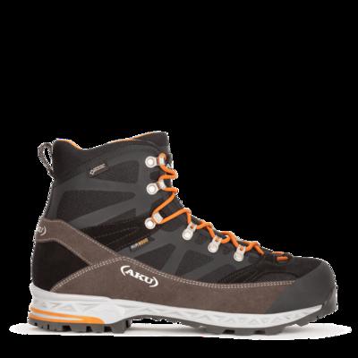Herren Schuhe AKU 844 Trekker Pro GTX schwarz / orange, AKU
