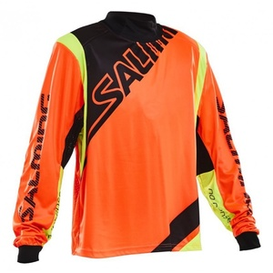 Torwart Dress Salming Phoenix Goalie Jsy JUNIOR Orange, Salming