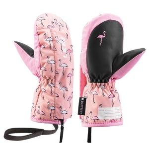 Handschuhe LEKI Little Flamingo Zack Mitt 640890401, Leki