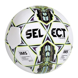 Fußball Ball Select TB Tempo weiß violet, Select