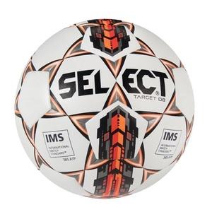 Fußball Ball Select Target DB weiß Orange, Select