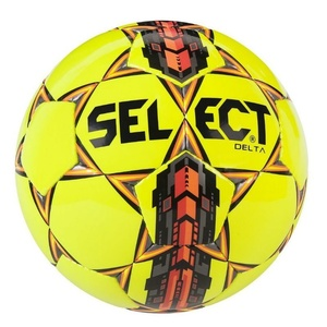 Fußball Ball Select FB Delta Gelb black, Select