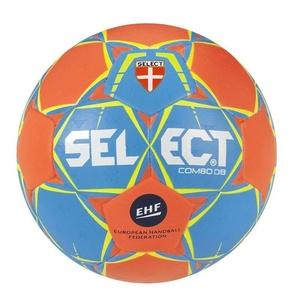 Handball Ball Select HB Combo DB blau Orange, Select
