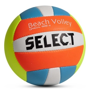 Volleyball Ball Select VB Beach Volley Gelb blue, Select