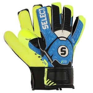 Torwart Handschuhe Select 03 Youth blue yellow, Select
