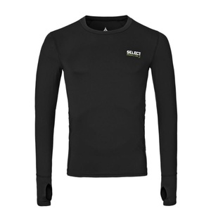 Kompression T-Shirt Select Compression T-Shirt L/S 6902 black, Select