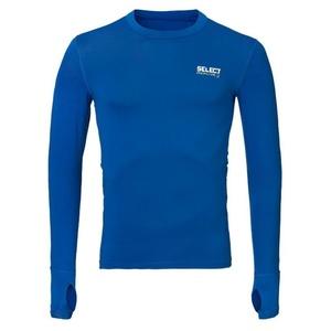 Kompression T-Shirt Select Compression T-Shirt L/S 6902 blue, Select