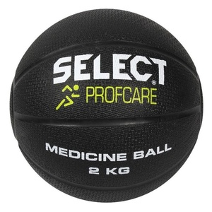 schwierig Ball Select Medicine Ball 3 Kg black, Select