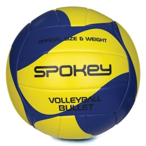 Volleyball Ball Spokey BULLET gelb-blau, Spokey