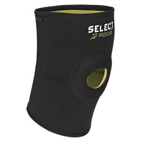 Bandage Knie Select Knee unterstützung w / loch 6201 black, Select