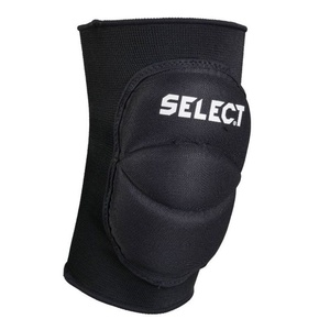 Bandage Knie Select Knee unterstützung w / pad black, Select