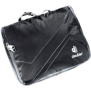 Kosmetiktasche Deuter Wash Bag Center Lite I black-titan (3900216), Deuter