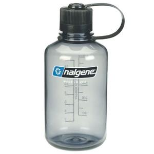 Flasche Nalgene Narrow Mouth 0,5l Gray 2078-2030, Nalgene