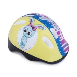 Kinder Radsport Helm Spokey BUNNY 44-48 cm, Spokey