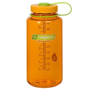 Flasche Nalgene Wide Mouth 1l 2178-2065 Clementine, Nalgene