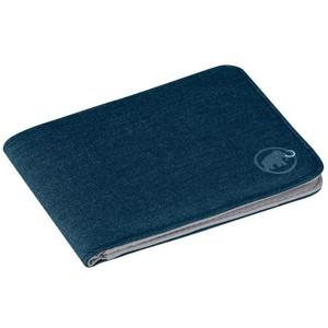 Geldbörse Mammut Flap Wallet Mélange Dark kälte 5851, Mammut
